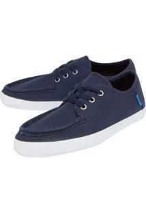 Dockside Vans Washboard Azul