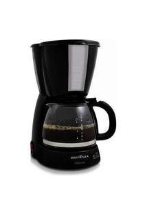 Cafeteira Elétrica Britânia Cp30, 30 Xícaras, 800W, 220V, Preto/Inox - 63902061