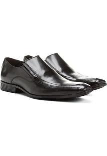 Sapato Social Shoestock Couro - Masculino