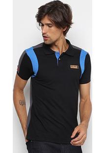 Camisa Polo Fatal Piquet Masculina - Masculino