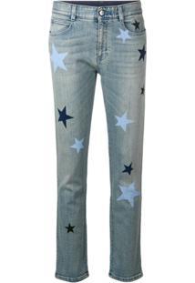 Stella Mccartney Calça Jeans Boyfriend - Azul