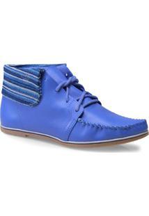 Bota Fem Ramarim 15-81107 Azul