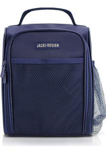 Bolsa Térmica Adulto Azul Marinho - Jacki Design