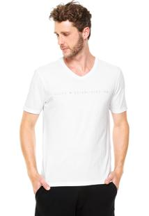 Camiseta Guess Reta Branca