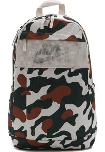Mochila Nike Sportswear Elmntl Bkpk - 2.0 Aop2 Cinza