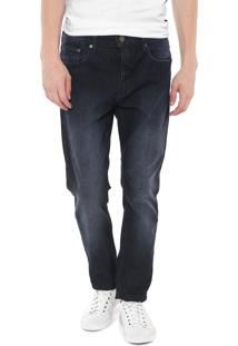 Calça Jeans Calvin Klein Jeans Slim Lisa Azul-Marinho