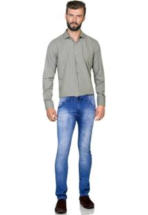 Camisa Hugo Rossi Xadrez - Masculino