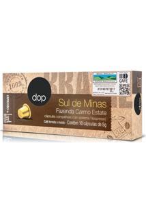Cápsulas Dop Espresso Sul De Minas - Compatível Com Cafeteiras Nespresso
