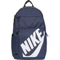 ecd81f7c1 Mochila Nike Sportswear Elemental - Unissex-Azul Escuro