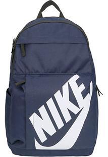 Mochila Nike Sportswear Elemental - Unissex-Azul Escuro