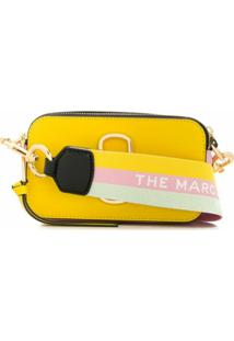 Marc Jacobs Bolsa The Snapshot - Amarelo