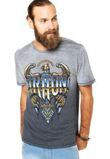 Camiseta Triton Reta Multicolorida