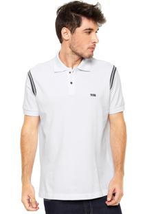 Camisa Polo Triton New Branca