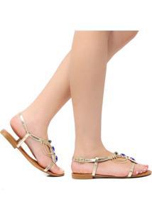 Sandália Zariff Shoes Rasteira