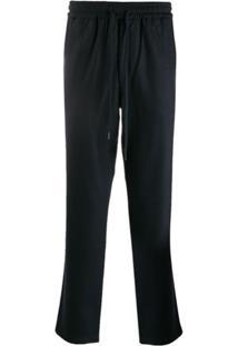 Barena Drawstring Track Trousers - Azul
