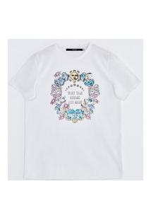 Camiseta Estampa Fairy Tale Dreams