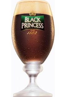 Taça Cerveja Escura 300 Ml Black Princess
