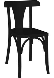 Cadeira De Jantar Felice Preta