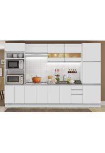 Cozinha Completa Glamy 13 Pt 3 Gv Branca