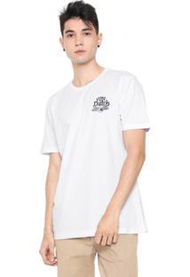 Camiseta Von Dutch Riders Supreme Branca