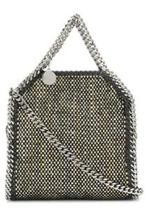 Stella Mccartney Tiny Falabella Tote Bag - Preto