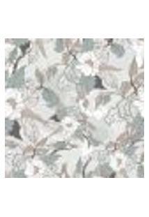 Papel De Parede Autocolante Rolo 0,58 X 3M - Floral 664
