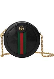 Gucci Bolsa Tiracolo Ophidia Mini - Preto
