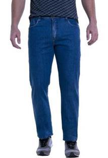 Calça Jeans Eventual Slim Fit Masculina - Masculino