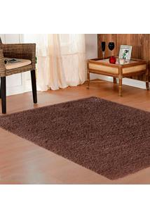 Tapete Silk 2.00X2.50 - Lancer - Chocolate