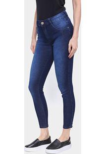 Calça Jeans Skinny Biotipo Estonada Feminina - Feminino