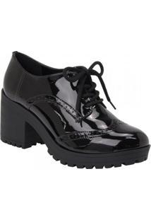 Sapato Oxford Via Marte Feminino