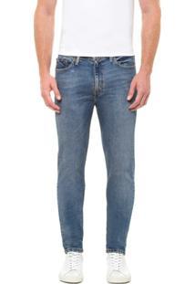 Calça Jeans Levi'S 510 Skinny Masculina - Masculino-Azul