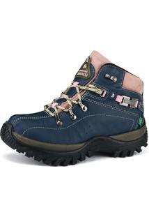 Coturno Adventure Sw Shoes Lançamento Azul