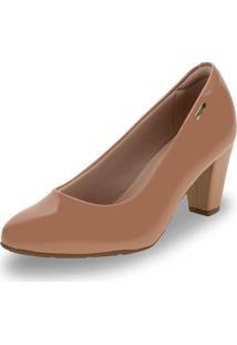 Sapato Feminino Salto Médio Modare - 7305100 Salmão 34