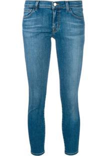 J Brand Calça Jeans Skinny 'Lovesick' - Azul