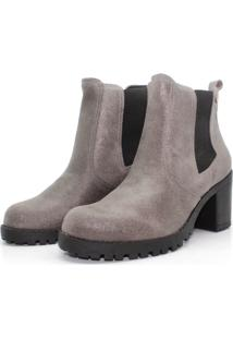 Bota Barth Shoes Bury Resina - Grafite - Kanui