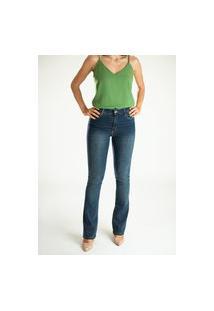 Calça Jeans Reta - Mérida