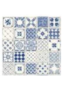 Papel De Parede Adesivo - Azulejo Português - 308Ppz