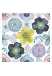 Papel De Parede Adesivo - Floral - 121Ppf