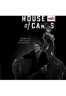 Camiseta House Of Cards - Masculina
