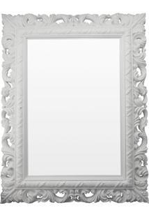 Espelho De Parede Rocco 51X66Cm Branco