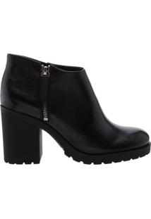 Short Ankle Boot Black | Schutz