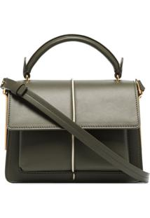 Marni Bolsa Transversal Attaché Mini - Verde