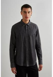 Camisa Regular Leia Reserva Masculino - Masculino