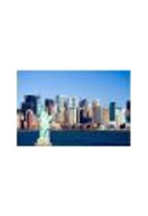 Painel Adesivo De Parede - Nova Iorque - 433Pn-P