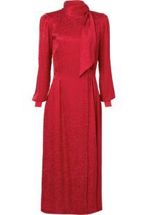 Vestido Atelier Le Lis Laura (Vermelho, 52)