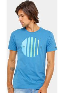 Camiseta Billabong Depth Masculina - Masculino