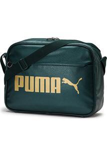 Bolsa Puma Campus Reporter - Unissex