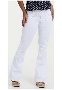 a6f5ca4a1 ... Calça Feminina Jeans Flare Cintura Média Biotipo