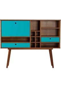 Estantes / Bar Willie Azul - Tommy Design